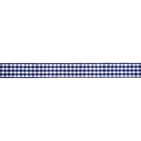 【数量5から】 リボン 『チェックリボン 4091K 6番色』 MOKUBA 木馬