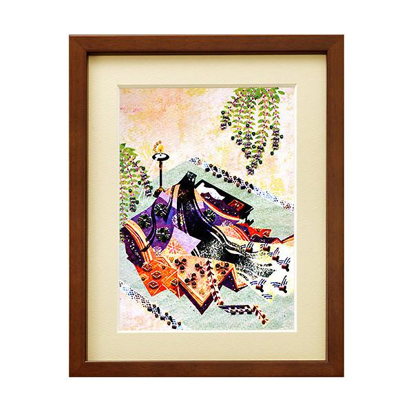 ビーズキット 『ビーズデコールキット 日本の四季 10月 紫式部 BHD-69』 MIYUKI ミユキ