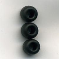 ビーズ 『マクラメグラスビーズミニ 5mm 黒 AC902 』 メルヘンアート MARCHENART