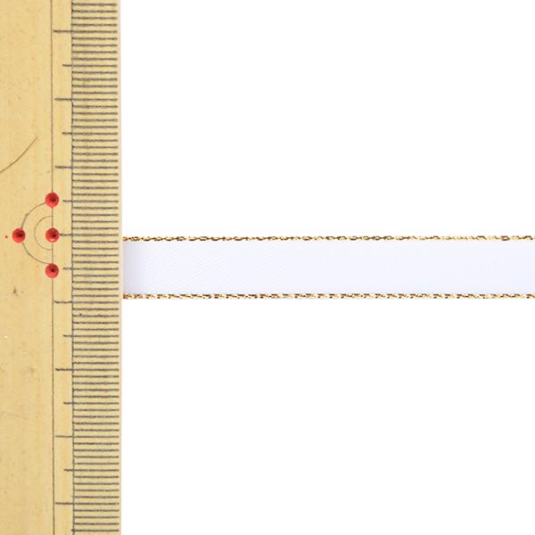 リボン 『メタリックエッジサテンリボン 58801 9mm幅×5m 一反売り 29番色』