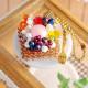 ビーズキット 『スウィーツチャーム3 (Sweets Charm 3) ワッフル No.54』 MIYUKI ミユキ