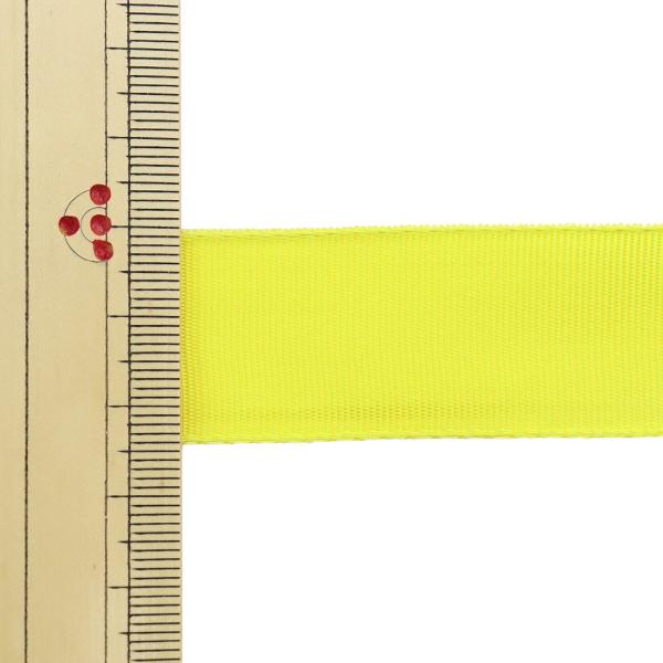 【数量5から】 リボン 『イクシーズ ワイヤー入り 1467 幅約2.5cm 3番色』 AOYAMARIBBON 青山リボン