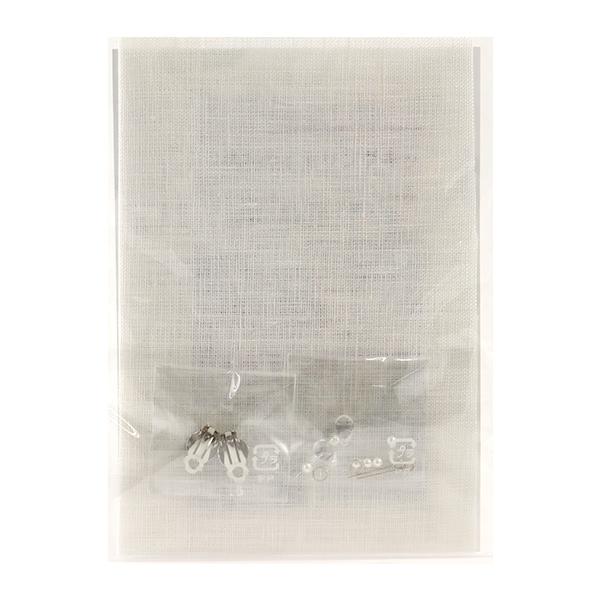 手芸キット 『つまみ 丸つまみのイヤリングキット TUK-01』 KIYOHARA 清原