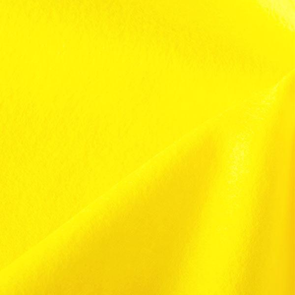 【フェルト・羊毛最大20%オフ】 【数量5から】生地 『ウォッシャブルフェルト キイロ』 SUN FELT サンフェルト