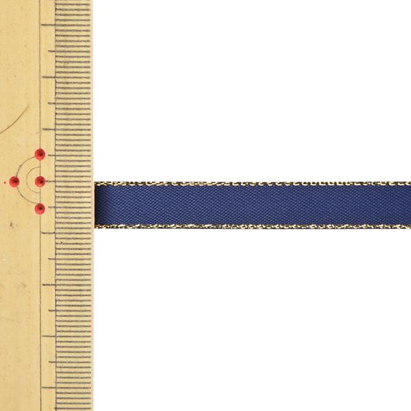 リボン 『メタリックエッジサテンリボン 58801 9mm幅×5m 一反売り 370番色』
