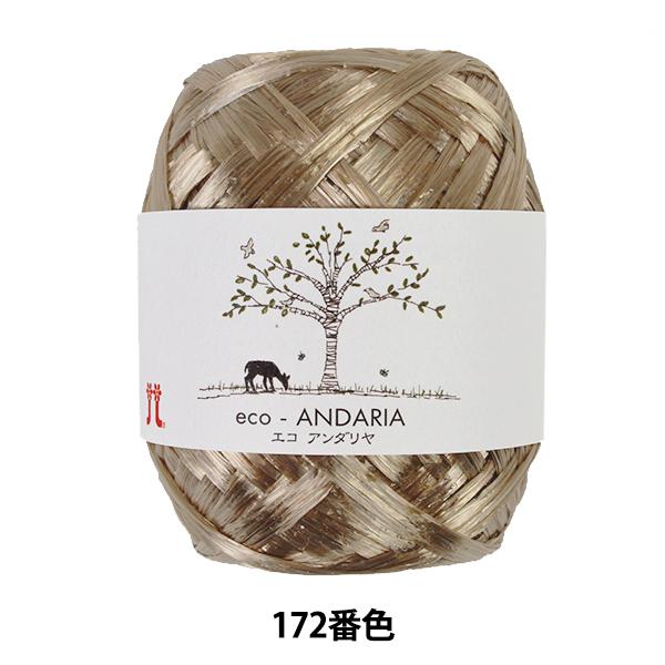 手芸糸 『エコアンダリヤ 172番色』 Hamanaka ハマナカ