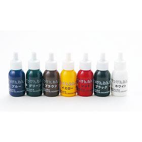 粘土用カラー剤 『香りのせっけんねんど専用カラー 7色セット』 ニッカー絵具