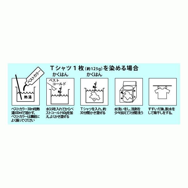 染料 『染色用品 ベストコールドミニ』 染色 松謙