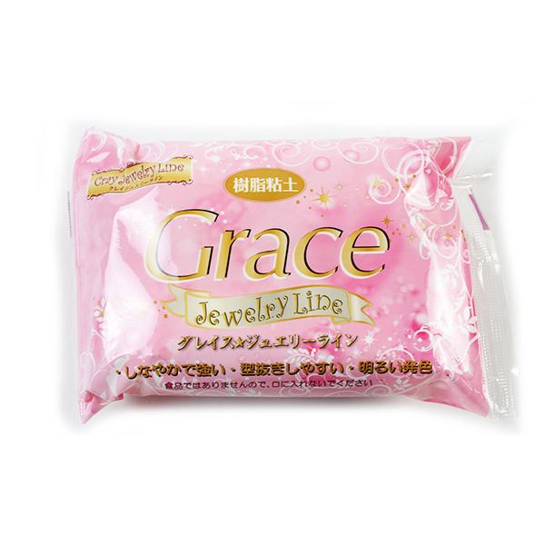 樹脂粘土 『Grace Jewelry Line (グレイス ジュエリーライン) 200g 878』 日清アソシエイツ