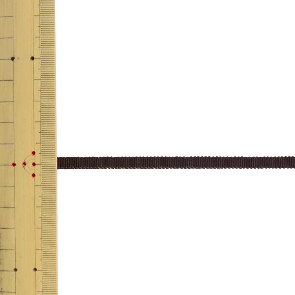 【数量5から】 リボン 『レーヨンペタシャムリボン SIC-100 幅約5mm 19番色』