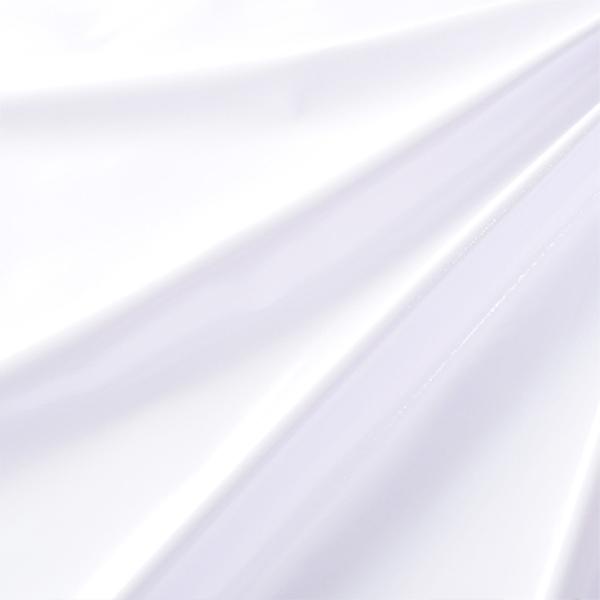 【イベントセール】 【数量5から】生地 『コスチュームエナメル薄手 ホワイト』【ユザワヤ限定商品】