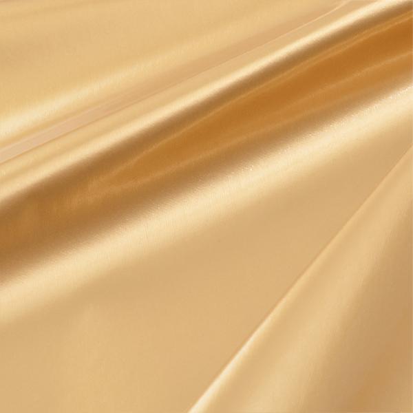 【数量5から】生地 『コスチュームエナメル薄手 ゴールド』【ユザワヤ限定商品】
