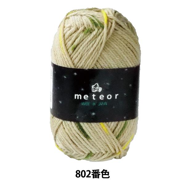秋冬毛糸 『meteor (ミーティア) 802番色』 Puppy パピー