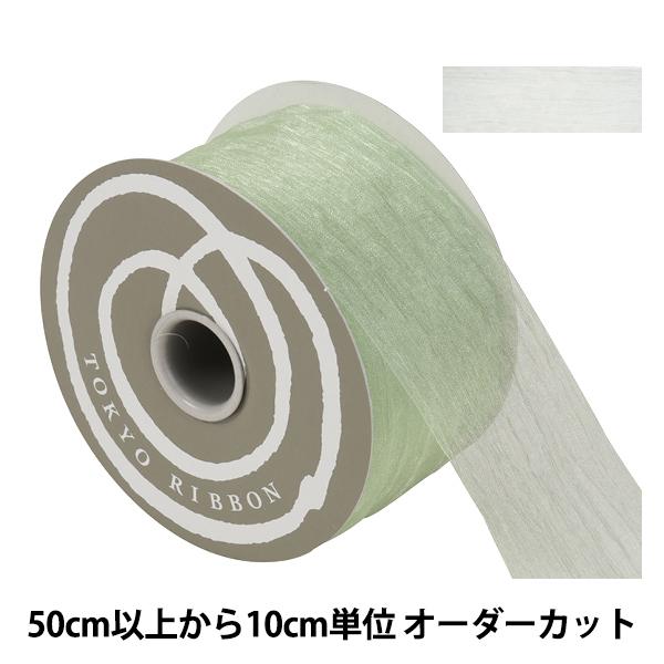 【数量5から】 リボン 『リプレ 幅約6.5cm 11番色 36900』 TOKYO RIBBON 東京リボン