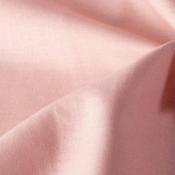 【数量5から】生地 『綿麻 ピンク』