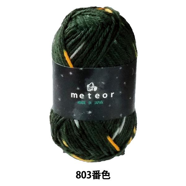秋冬毛糸 『meteor(ミーティア) 803番色』 Puppy パピー