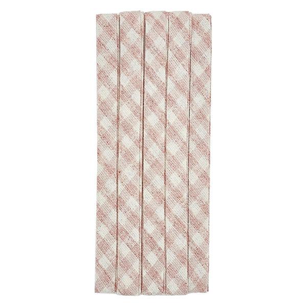 バイアステープ 『綿バイアステープ ふちどり11 11番色 (ピンク大) CP146-11』 CAPTAIN88 キャプテン