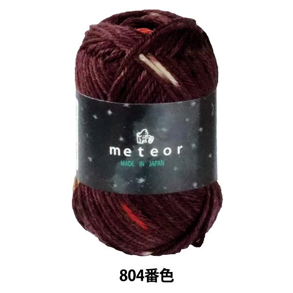 秋冬毛糸 『meteor (ミーティア) 804番色』 Puppy パピー