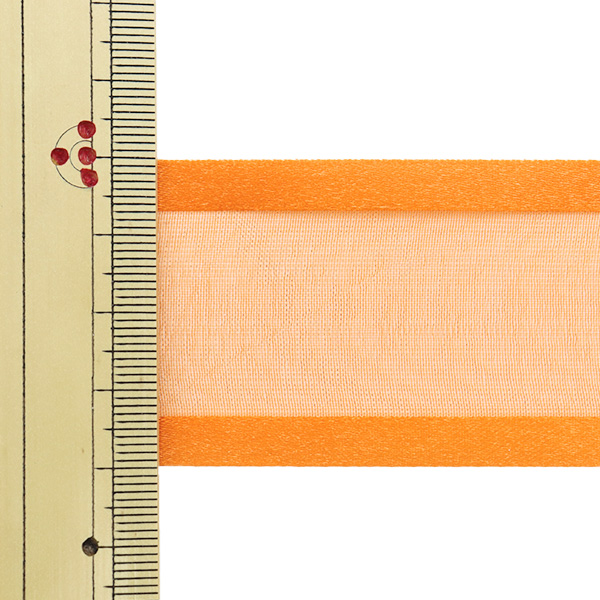 【数量5から】 リボン 『シェアーサテン 195 幅約3.6cm 53番色』 AOYAMARIBBON 青山リボン