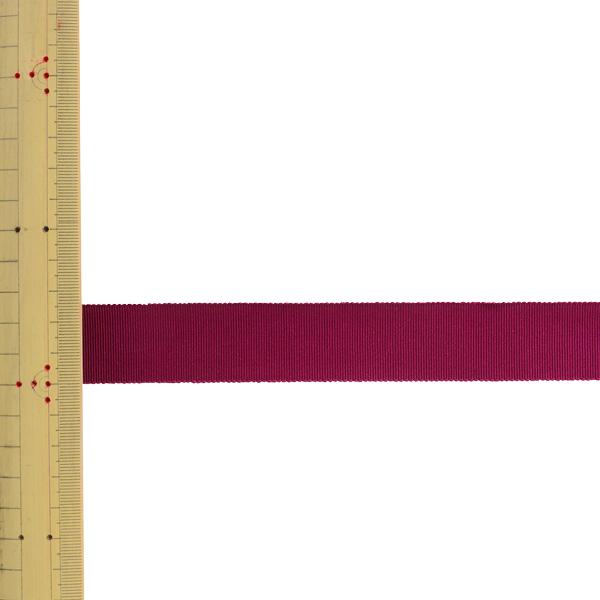 【数量5から】 リボン 『レーヨンペタシャムリボン SIC-100 幅約2.5cm 13番色』