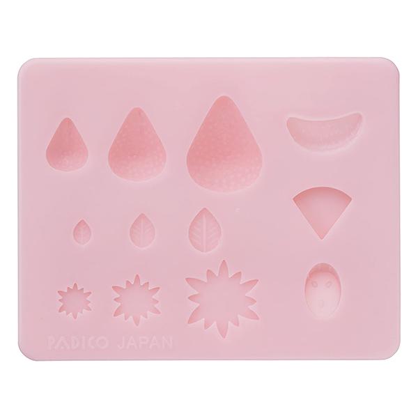 粘土用型 『ねんど型 Clay Mold フルーツ 404095』 PADICO パジコ