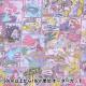 【数量5から】 生地 『シーチング ディズニープリンセス ピンク G9985-1A』 KOKKA コッカ