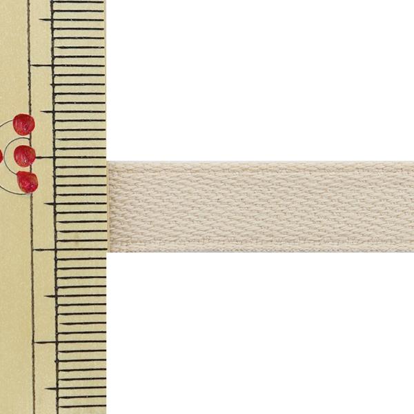【数量5から】 手芸ブレード 『オーガニックコットン202 幅約1cm 23番色』