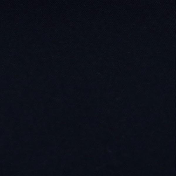 【数量5から】生地 『2 48サキソニー 黒 73029-20』 【雑誌掲載】