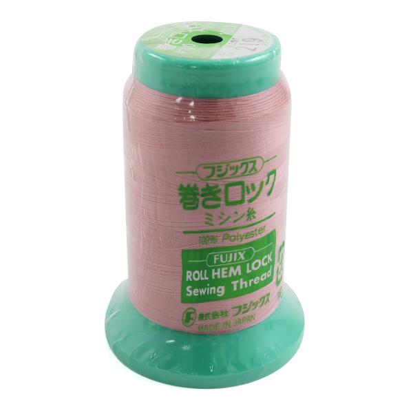 ロックミシン用ミシン糸 『巻きロック #100 1000m219番色』 Fujix フジックス