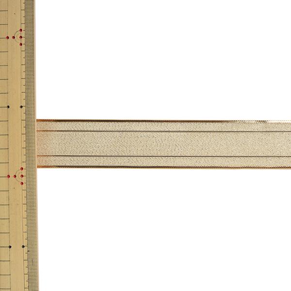 【数量5から】 リボン 『トップメタル 幅約3.6cm 1番色 40380』 TOKYO RIBBON 東京リボン
