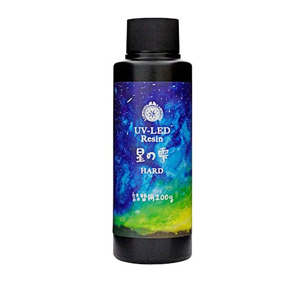 レジン液 『UV-LEDレジン星の雫ハード詰替用 100g』 PADICO パジコ