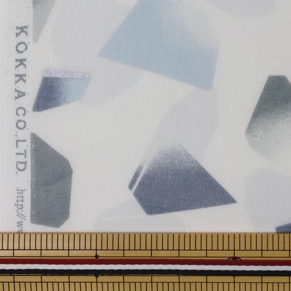 【数量5から】生地 『ローン colorful stone ストーン柄 2A』 KOKKA コッカ