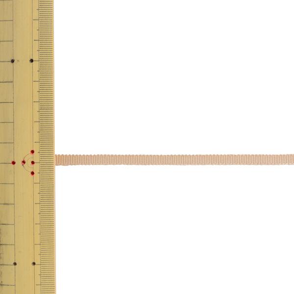 【数量5から】 リボン 『レーヨンペタシャムリボン SIC-100 幅約5mm 39番色』