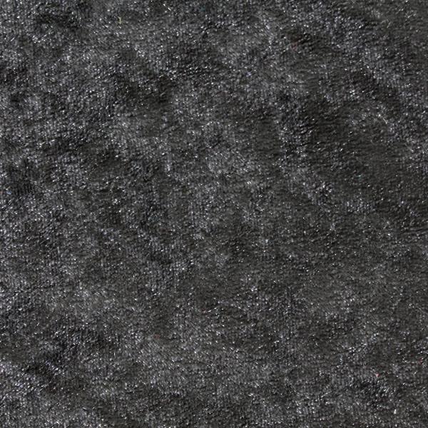 【数量5から】生地 『コスチュームベロア CCV-3000 99 (ブラック)』【ユザワヤ限定商品】