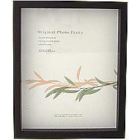 枠 『アートボックスフレーム BOXフレーム キャビネ版 130×180mm オーク』 A.P.J ART PRINT JAPAN アートプリントジャパン