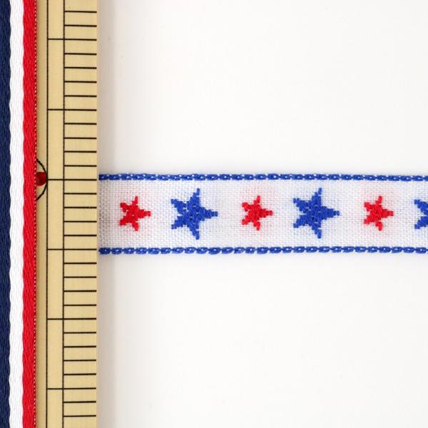 【数量5から】手芸テープ 『チロリアンテープ 144-18-153』 DARIN ダリン