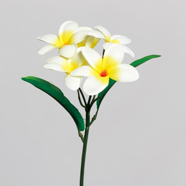 造花 シルクフラワー 『プルメリアピック F3775-278』