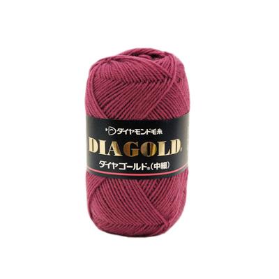 秋冬毛糸 『DIA GOLD (ダイヤゴールド) NIKKEVICTOR YARN 中細 266番色』 DIAMOND ダイヤモンド
