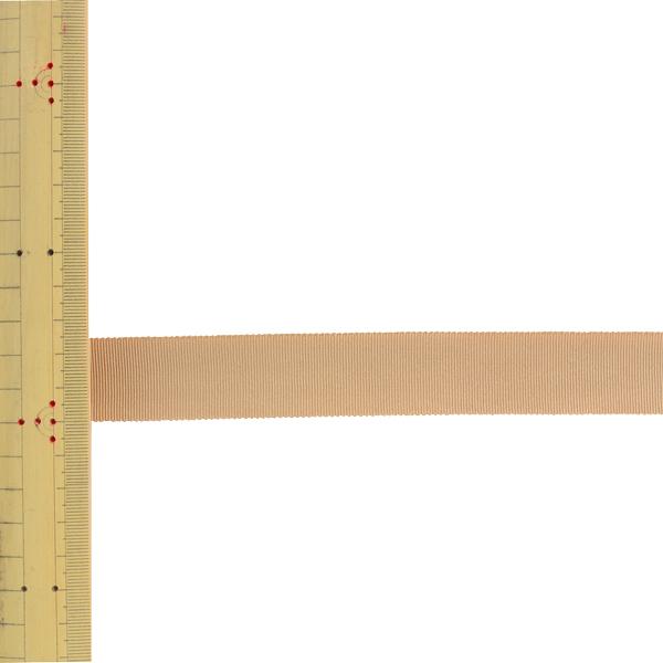 【数量5から】 リボン 『レーヨンペタシャムリボン SIC-100 幅約2.5cm 38番色』