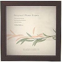 枠 『アートボックスフレーム BOXフレーム 15角 150×150mm オーク』 A.P.J ART PRINT JAPAN アートプリントジャパン