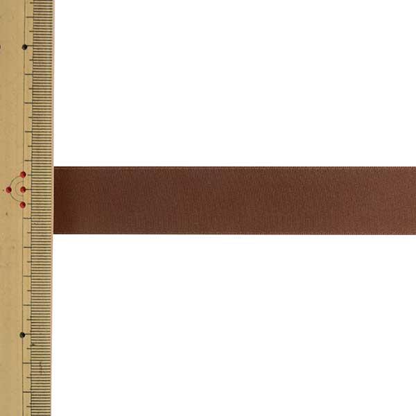 【数量5から】 リボン 『ポリエステル両面サテンリボン #3030 幅約2.4cm 28番色』