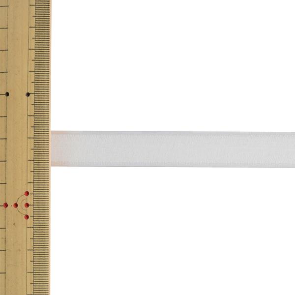 【数量5から】 リボン 『クレープジョーゼットリボン 幅約1.5cm 00番色 4546』 MOKUBA 木馬