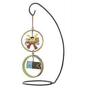 節句手芸キット 『ちりめん 五月飾り グリーン LH-20』 Panami パナミ タカギ繊維