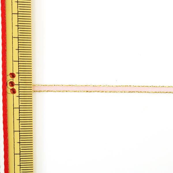 【数量5から】リボン 『ラメサテン 3mm幅 5番色』 TOKYO RIBBON 東京リボン