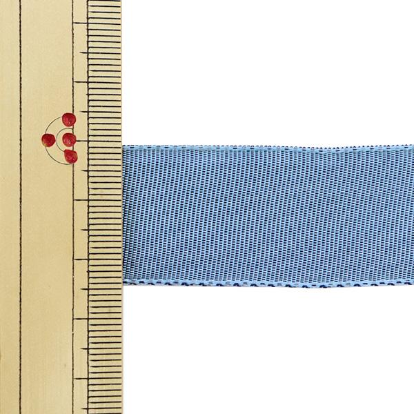 【数量5から】 リボン 『イクシーズ ワイヤー入り 1467 幅約2.5cm 22番色』 AOYAMARIBBON 青山リボン