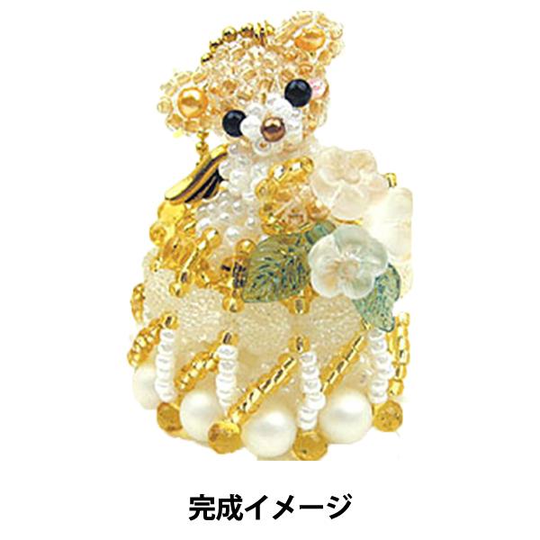ビーズキット 『おめかしドールキット ぷりんちゃん BFK-311』 MIYUKI ミユキ