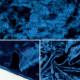 【数量5から】生地 『コスチュームベロア ネイビー』【ユザワヤ限定商品】