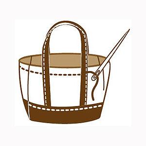 手縫い針 『帆差針 (ほさしばり) 57-382』 Clover クロバー