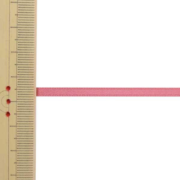 【数量5から】 リボン 『ポリエステル両面サテンリボン #3030 幅約4mm 116番色』