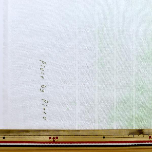 【数量5から】生地 『Piece by Piece(ピースバイピース) レクセル ホワイト EGX-11050-1A』 KOKKA コッカ